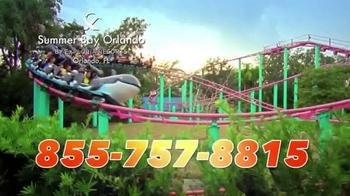 Summer Bay Orlando TV Spot, 'Family Fun' - Thumbnail 5