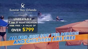 Summer Bay Orlando TV Spot, 'Family Fun' - Thumbnail 6