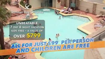 Summer Bay Orlando TV Spot, 'Family Fun' - Thumbnail 7