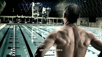 Shot B TV Spot, 'Natación' [Spanish]