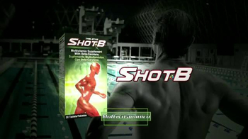 Shot B TV Spot, 'Natación' [Spanish] - Thumbnail 3