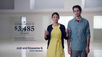 USAA TV Spot, 'Car Buying Service Saves You Money' - Thumbnail 5
