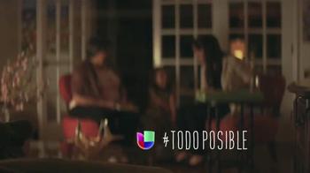 Univision TV Spot, 'Todo es Posible con Tenacidad' [Spanish] - Thumbnail 6