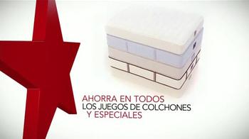 Macy's Venta de Memorial Day TV Spot, 'Venta de Colchones' [Spanish] - Thumbnail 1