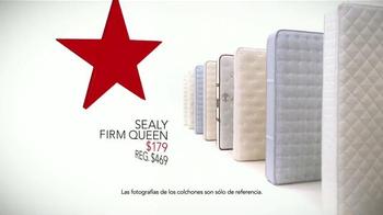 Macy's Venta de Memorial Day TV Spot, 'Venta de Colchones' [Spanish] - Thumbnail 3
