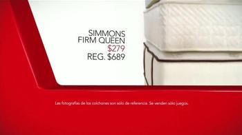 Macy's Venta de Memorial Day TV Spot, 'Venta de Colchones' [Spanish] - Thumbnail 4