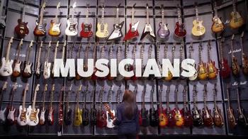 Guitar Center Memorial Day Savings Event TV Spot, 'Guitars and Stands' - Thumbnail 1