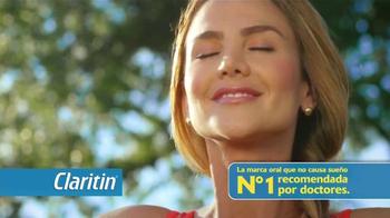 Claritin Non-Drowsy 24 Hour TV Spot, 'Alivio' Con Ximena Córdoba [Spanish] - Thumbnail 4