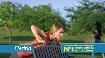 Claritin Non-Drowsy 24 Hour TV Spot, 'Alivio' Con Ximena Córdoba [Spanish] - Thumbnail 5