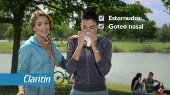 Claritin Non-Drowsy 24 Hour TV Spot, 'Alivio' Con Ximena Córdoba [Spanish]