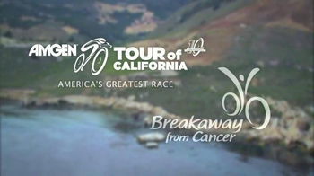 Amgen Tour of California TV Spot, 'Breakaway from Cancer: Challenges' - Thumbnail 9