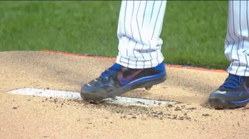Major League Baseball TV Spot, '#THIS: Throw the Pitch' Feat. Matt Harvey - Thumbnail 1