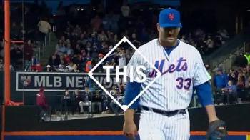 Major League Baseball TV Spot, '#THIS: Throw the Pitch' Feat. Matt Harvey - Thumbnail 8