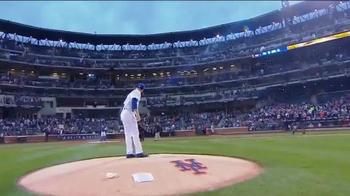 Major League Baseball TV Spot, '#THIS: Throw the Pitch' Feat. Matt Harvey - Thumbnail 3