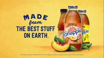 Snapple TV Spot, 'The Ventriloquist' Featuring Nick Cannon - Thumbnail 9