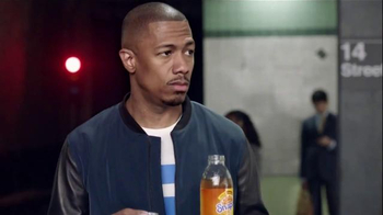 Snapple TV Spot, 'The Ventriloquist' Featuring Nick Cannon - Thumbnail 3