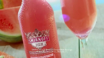 Smirnoff Ice TV Spot, 'Delicious Summer Flavors' - Thumbnail 6