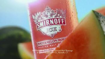 Smirnoff Ice TV Spot, 'Delicious Summer Flavors' - Thumbnail 7