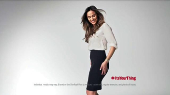 SlimFast TV Spot, 'It's Your Thing!' - Thumbnail 3