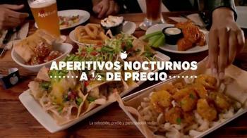 Applebee's Handhelds TV Spot, 'Recargas Gratis de Papas Fritas' [Spanish] - Thumbnail 8