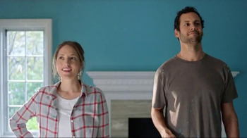 Olympic Paints and Stains TV Spot, 'Exclusive Easy Wash Formula'