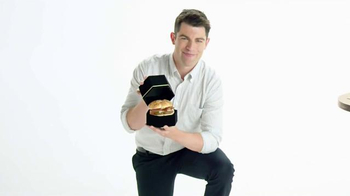 McDonald's Sirloin Third Pounder TV Spot, 'Engagement' Feat. Max Greenfield - 26 commercial airings