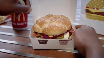 McDonald's Sirloin Third Pound Burger TV Spot, 'Limited Edition' - Thumbnail 4