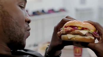 McDonald's Sirloin Third Pound Burger TV Spot, 'Limited Edition' - Thumbnail 5