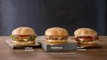 McDonald's Sirloin Third Pound Burger TV Spot, 'Limited Edition' - Thumbnail 7