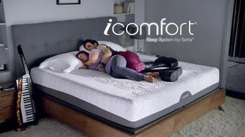 Serta iComfort Sleep System TV Spot, '80s Style' - Thumbnail 10