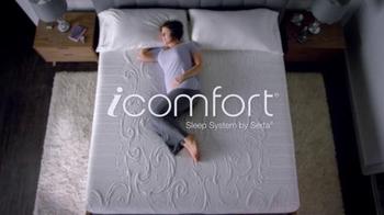 Serta iComfort Sleep System TV Spot, '80s Style' - Thumbnail 6