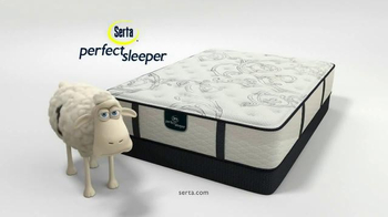 Serta Perfect Sleeper TV Spot, 'You're Not Helping' - Thumbnail 4