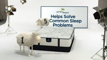 Serta Perfect Sleeper TV Spot, 'You're Not Helping' - Thumbnail 3