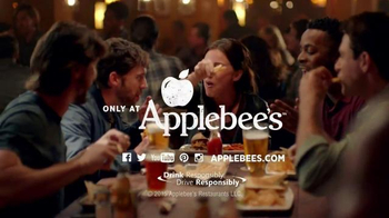 Applebee's Triple Hog Dare Ya TV Spot, 'You, Yes You' - Thumbnail 10