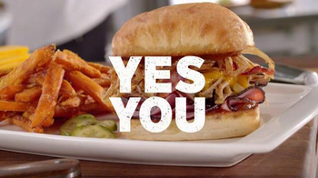 Applebee's Triple Hog Dare Ya TV Spot, 'You, Yes You' - 2692 commercial airings
