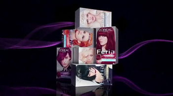 L'Oreal Paris Feria Violet TV Spot, 'For the Visionary' - Thumbnail 10