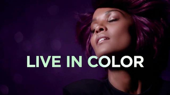L'Oreal Paris Feria Violet TV Spot, 'For the Visionary' - Thumbnail 9