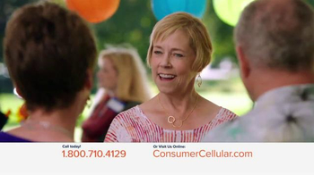 Consumer Cellular TV Spot, 'Connie and Jack are Back at Clyde's Party: Plans $10+ a Month' - Thumbnail 3