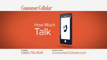 Consumer Cellular TV Spot, 'Connie and Jack are Back at Clyde's Party: Plans $10+ a Month' - Thumbnail 4