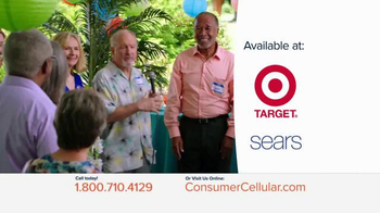 Consumer Cellular TV Spot, 'Connie and Jack are Back at Clyde's Party: Plans $10+ a Month' - Thumbnail 6
