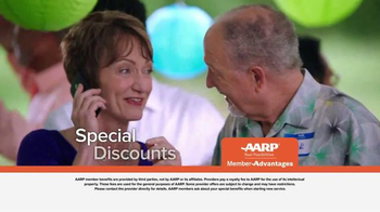 Consumer Cellular TV Spot, 'Connie and Jack are Back at Clyde's Party: Plans $10+ a Month' - Thumbnail 7