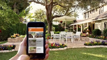 The Home Depot TV Spot, 'Backyard Patio' - Thumbnail 5