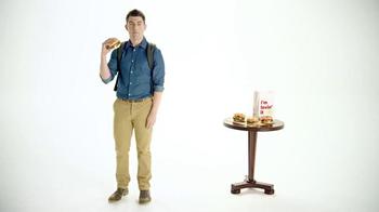 McDonald's Sirloin Third Pound Burger TV Spot, 'Slacks' Ft. Max Greenfield - Thumbnail 1