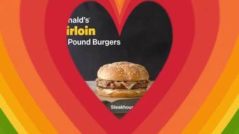 McDonald's Sirloin Third Pound Burger TV Spot, 'Slacks' Ft. Max Greenfield - Thumbnail 9