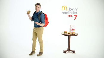 McDonald's Sirloin Third Pound Burger TV Spot, 'Slacks' Ft. Max Greenfield - 54 commercial airings
