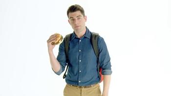 McDonald's Sirloin Third Pound Burger TV Spot, 'Slacks' Ft. Max Greenfield - Thumbnail 5