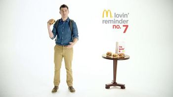 McDonald's Sirloin Third Pound Burger TV Spot, 'Slacks' Ft. Max Greenfield - Thumbnail 6