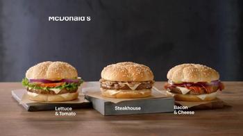 McDonald's Sirloin Third Pound Burger TV Spot, 'Slacks' Ft. Max Greenfield - Thumbnail 8