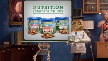 Planters NUT-rition Heart Health Mix TV Spot, 'Skeleton' - Thumbnail 7