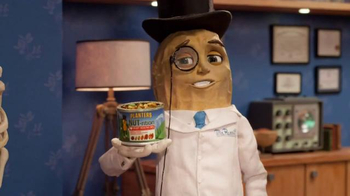 Planters NUT-rition Heart Health Mix TV Spot, 'Skeleton' - Thumbnail 3
